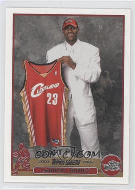 2003-04 Topps - [Base] #221 - Lebron James
