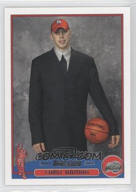 2003-04 Topps - [Base] #226 - Chris Kaman