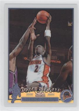 2003-04 Topps Chrome - [Base] - Refractor #121.2 - Mickael Pietrus (French Language)