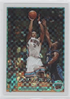 2003-04 Topps Chrome - [Base] - X-Fractor #130 - Dahntay Jones /220