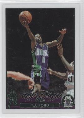 2003-04 Topps Chrome - [Base] #118 - T.J. Ford