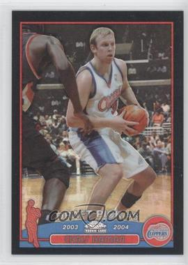 2003-04 Topps Chrome Black Refractor #116 - Chris Kaman /500