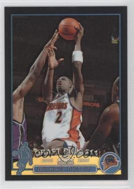 2003-04 Topps Chrome Black Refractor #121.1 - Mickael Pietrus (English Language) /500