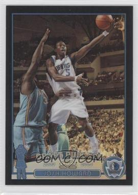 2003-04 Topps Chrome Black Refractor #139 - Josh Howard /500