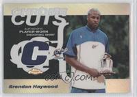 Brendan Haywood /15