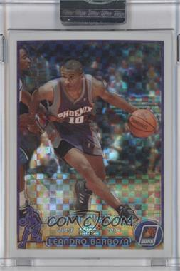 2003-04 Topps Chrome X-Fractor #138.1 - Leandro Barbosa (English Language) /220