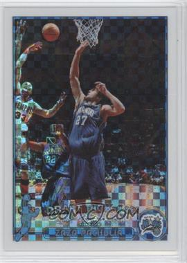 2003-04 Topps Chrome X-Fractor #149.2 - Zaza Pachulia (Cyrillic Georgian Language) /220