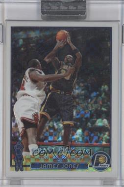 2003-04 Topps Chrome X-Fractor #152 - James Jones /220