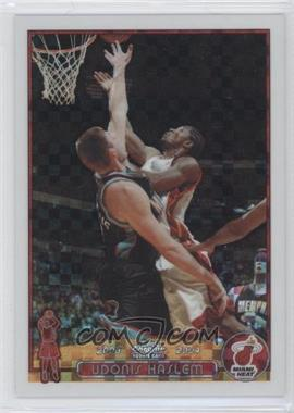 2003-04 Topps Chrome X-Fractor #164 - Udonis Haslem /220