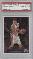 Darko Milicic Serbian Language [PSA 10]
