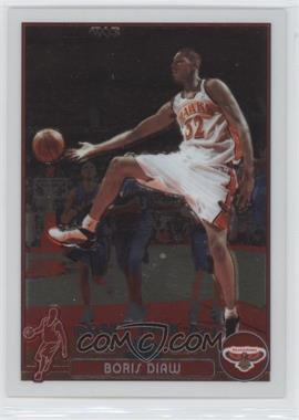 2003-04 Topps Chrome #131.2 - Boris Diaw (French Language)