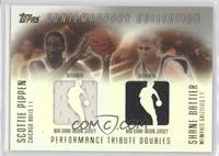 Scottie Pippen, Shane Battier /250