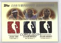 Jason Terry, Stephon Marbury, Dajuan Wagner /250