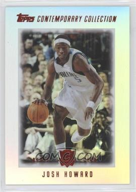 2003-04 Topps Contemporary Collection Red #16 - Josh Howard /225