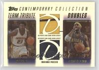 Metta World Peace, Jermaine O'Neal /250