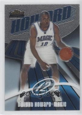 2003-04 Topps Finest - [Base] #173 - Dwight Howard