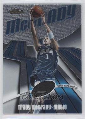 2003-04 Topps Finest #111 - Tracy McGrady /999