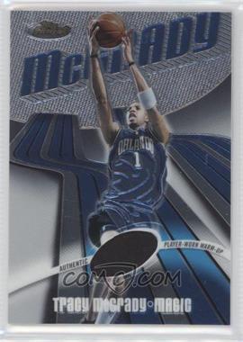 2003-04 Topps Finest #111 - Tracy McGrady /999