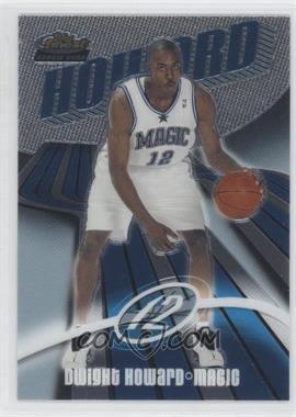 2003-04 Topps Finest #173 - Dwight Howard