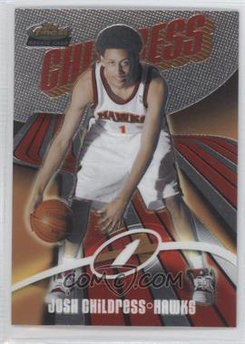 2003-04 Topps Finest #178 - Josh Childress