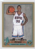 Dahntay Jones /99