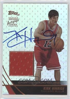2003-04 Topps Jersey Edition - [Base] - Copper #jeSS-KH - Kirk Hinrich /99