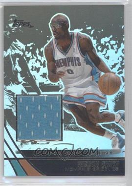 2003-04 Topps Jersey Edition Black #je TS - Theron Smith /25