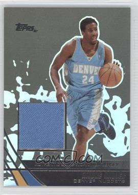 2003-04 Topps Jersey Edition Black #jeAM - Andre Miller /25