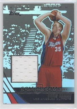 2003-04 Topps Jersey Edition Black #jeCK - Chris Kaman /25