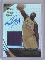 Shaquille O'Neal (Autograph) /499
