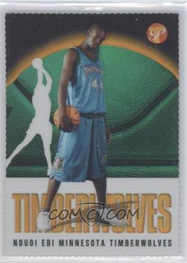 2003-04 Topps Pristine Gold Refractor #176 - Ndudi Ebi /99
