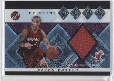2003-04 Topps Pristine Pristine Gems #GEM-CBU - Caron Butler