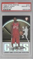 Lebron James /1999 [PSA 10]