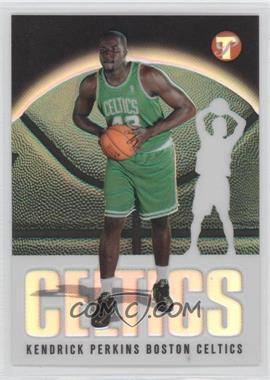 2003-04 Topps Pristine Refractor #179 - Kendrick Perkins /1999