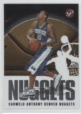 2003-04 Topps Pristine #107 - Carmelo Anthony