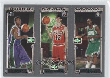 2003-04 Topps Rookie Matrix - Previews #PP2 - T.J. Ford, Kirk Hinrich, Maceo Baston