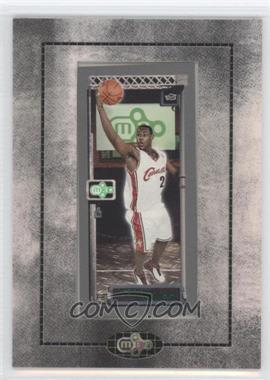 2003-04 Topps Rookie Matrix Mini Topps Back Framed #111 - Lebron James