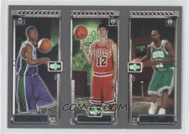 2003-04 Topps Rookie Matrix Previews #PP2 - T.J. Ford, Kirk Hinrich, Maceo Baston