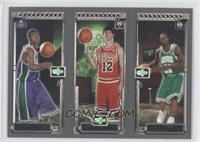 T.J. Ford, Kirk Hinrich, Maceo Baston