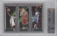 Carmelo Anthony, Kirk Hinrich, Lebron James [BGS 9]
