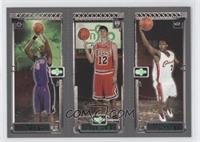 Lebron James, Kirk Hinrich, Chris Bosh