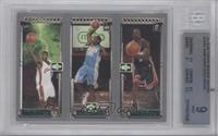 Lebron James, Carmelo Anthony, Dwyane Wade [BGS 9]