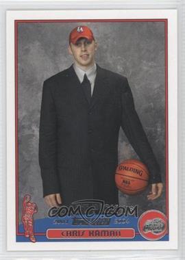 2003-04 Topps #226 - Chris Kaman