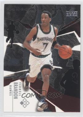 2003-04 Upper Deck Black Diamond #35 - Terrell Brandon