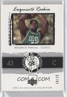 Kendrick Perkins /25