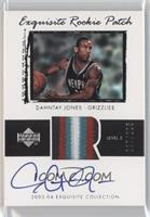 Dahntay Jones /225