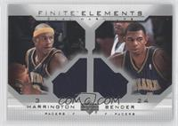 Al Harrington, Jonathan Bender