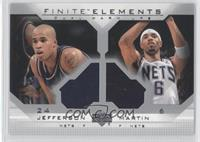 Richard Jefferson, Kenyon Martin