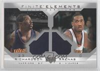 Gilbert Arenas, Jason Richardson