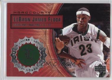 2003-04 Upper Deck Hardcourt - Lebron James Floor #LB1 - Lebron James